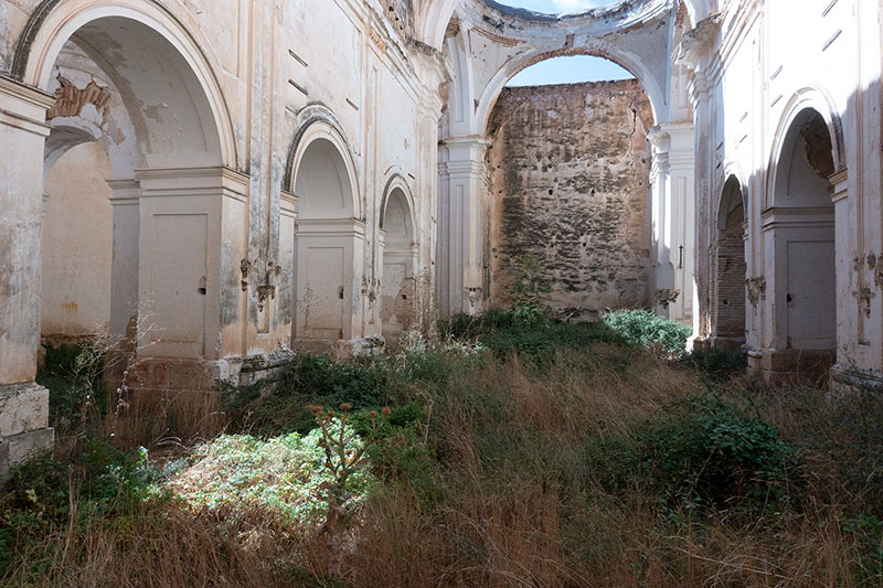 Restoration begins at the abandoned site of the last Baroque Convent of the Carmelites left standing in Spain