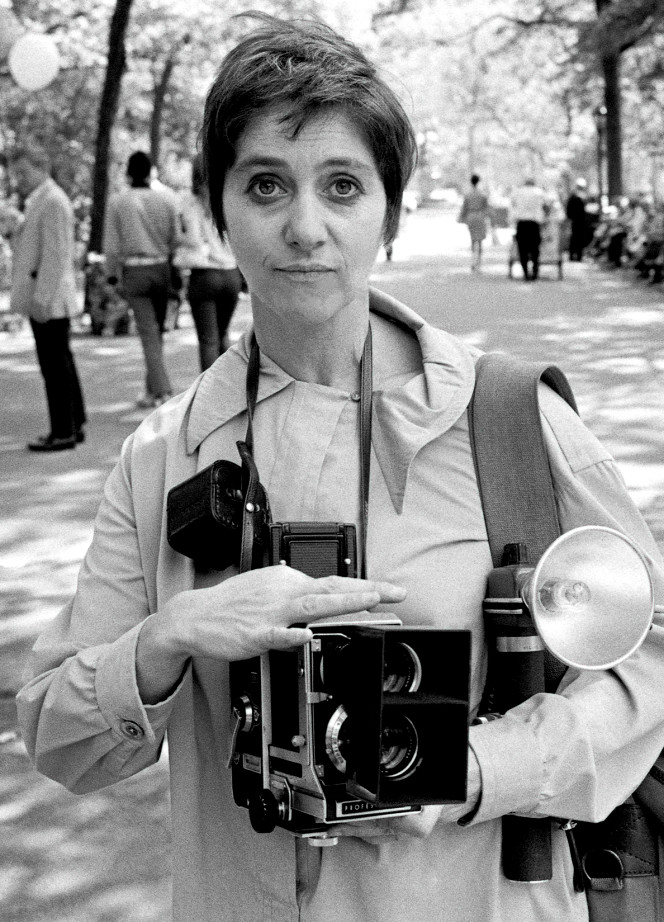Diane Arbus Masters of Photography from the 1972 film archive
