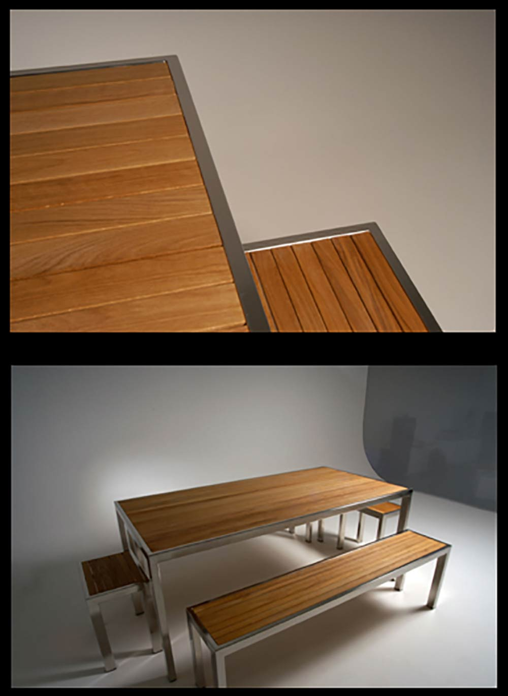 life furniture designed by artist Alexander James Hamilton founding artist of The Distil Ennui Studio®