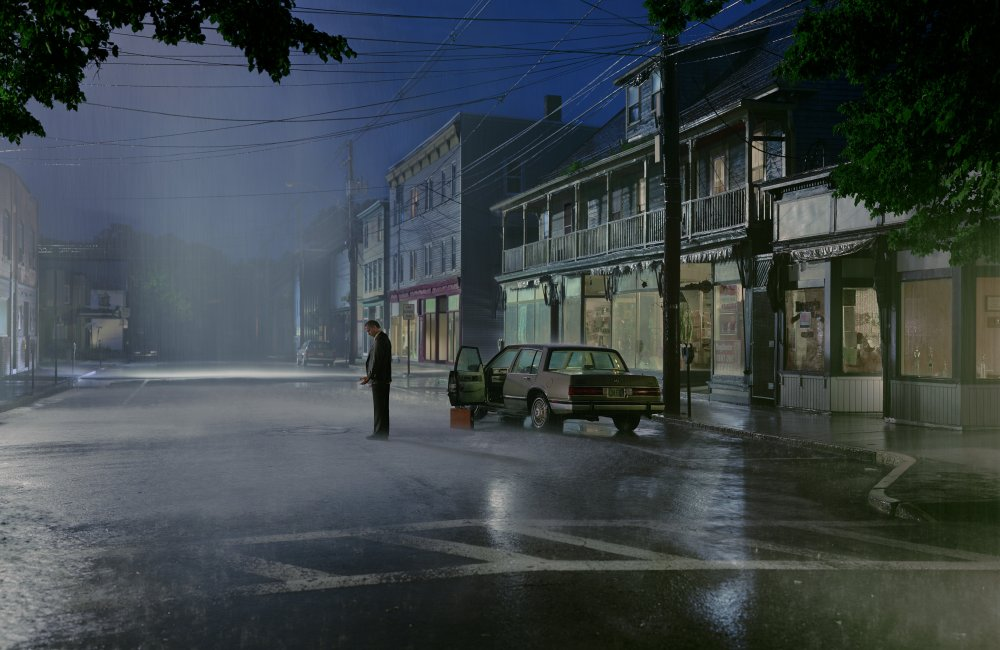 Close Up; a short film discussion with the process of Gregory Crewdson